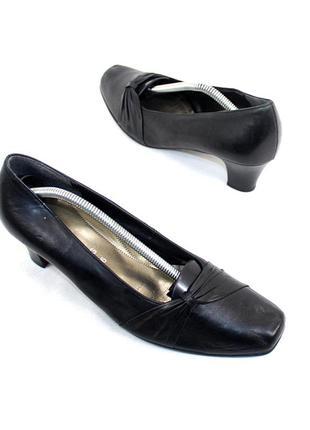 Туфли 40 р gabor германия кожа оригинал