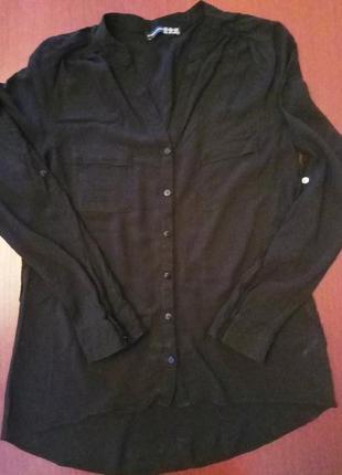 Рубашка,блуза на пуговицах, молодежная одежда