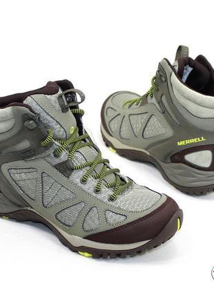 Ботинки 37,5 merrell siren sport q2 mid gtx оригинал