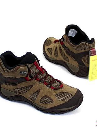 Ботинки 37,5 merrell yokota 2 mid waterproof оригинал