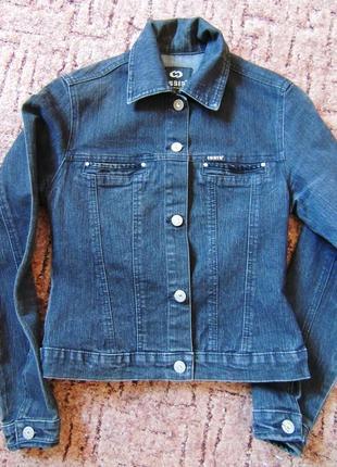 Джинсовая куртка,пиджак с декоративными пуговицами