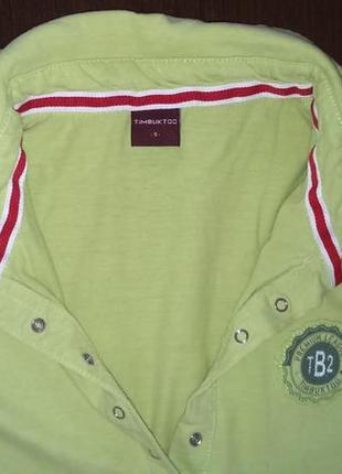 Футболка-поло с логотипом, молодежная одежда