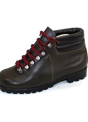 Трекинг ботинки 39 р gebo германия кожа оригинал