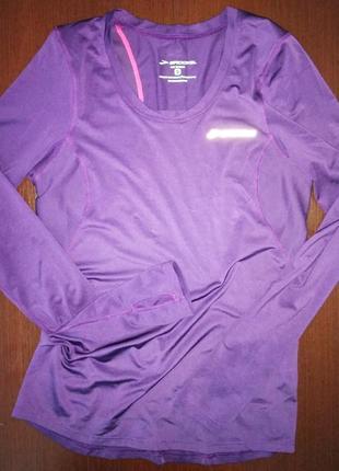 Брендовая спортивная кофта, реглан,футболка, одежда для фитнеса