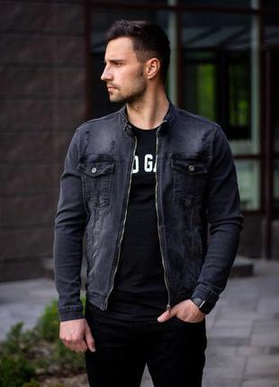 Мужская джинсовка стиллер