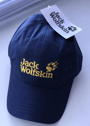 Кепка jack wolfskin