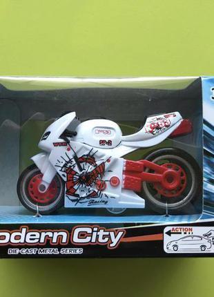 Детская игрушка мотоцикл