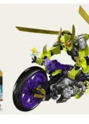 Конструктор BELA HERO 10117 Мотоцикл