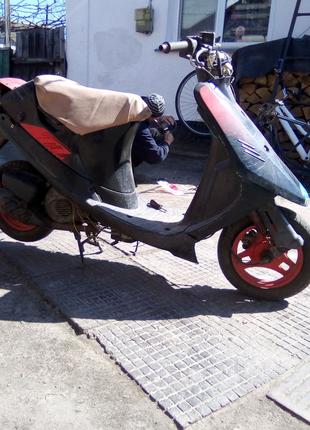 Скутер не на ходу