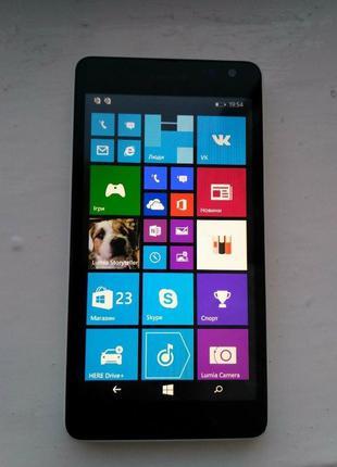 Смартфон Microsoft Lumia 535 DUAL SIM или Бабушкофон Brondi am...