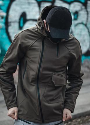 Куртка lc из серии mark 2 soft shell