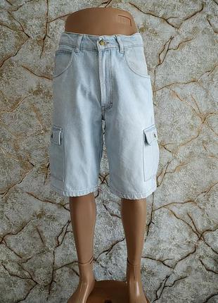 Мужские джинсовие шорти d&k оригинал