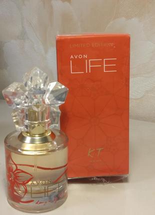 Avon life парфюм для женщин 50 мл