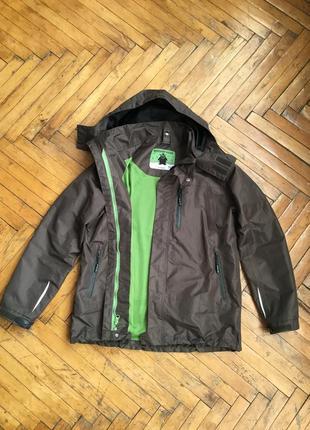 Weather gear мембранная куртка для мальчика