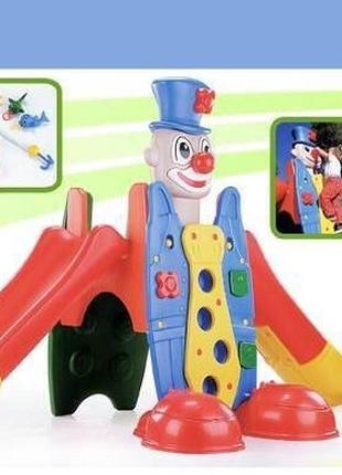 Горка детская пластиковая  FEBER