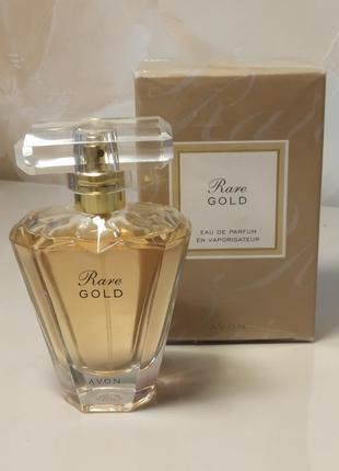 Avon rare gold парфюм для женщин 50 мл