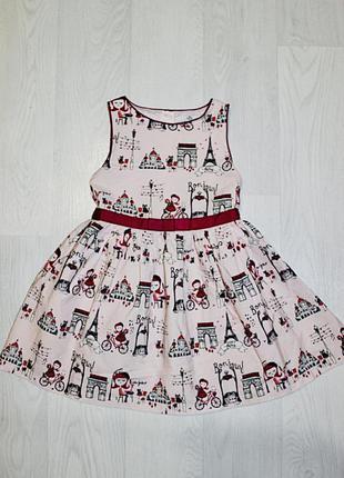 Платье 2-3 4-5