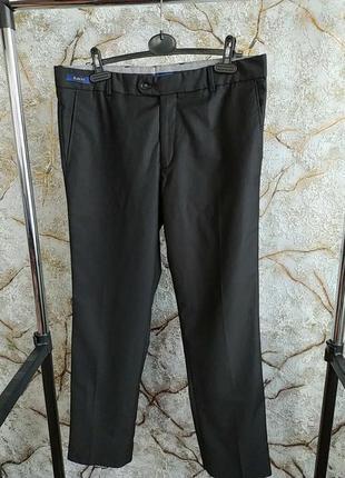 Мужские укороченние тонкие брюки slim fit зауженние elitmen