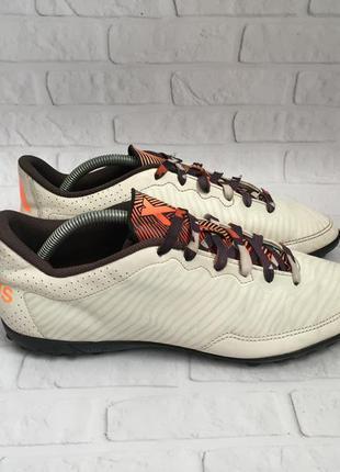 Сороконожки adidas x 15.3 многошиповки бампы футзалки футбольн...