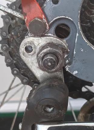 Продам алюмінєвий велосипед міський/горнік 26 дюймові колеса