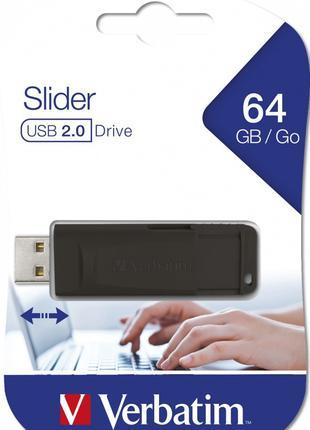 Флешка Verbatim 64 GB USB 2.0