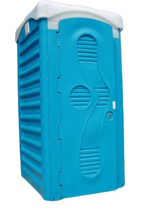 Туалетная кабина мобильная