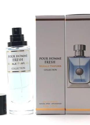 Парфюмированная вода для мужчин версия versace pour homme