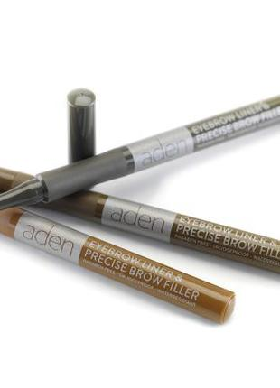 Aden (Аден) Маркер для бровей Eyebrow Liner & Precise Brow Filler