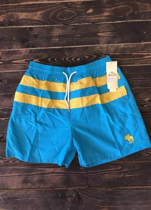 Пляжные шорты abercrombie & fit