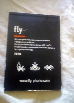 Акумулятор(батарея) до телефону FLY  FS501 3.7V 2000mAh 7.4Wh