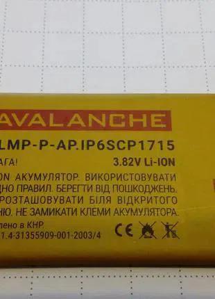 Аккумулятор Avalanche Iphone 6s