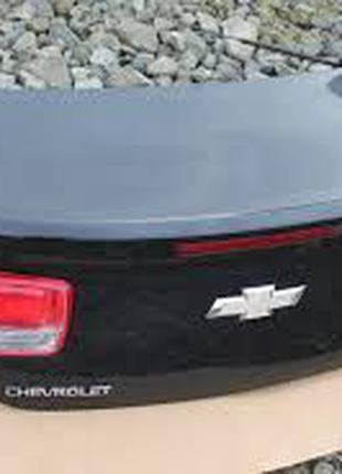 Chevrolet Malibu 2016 Крышка багажника Ляда 84075221 дверь задняя