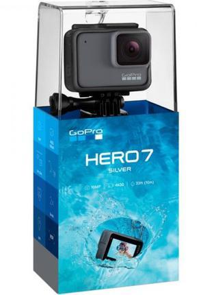 GoPro hero 7 silver. Нова, запакована