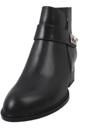 Ботинки демисезонные maria moro натуральная кожа новая коллекц...