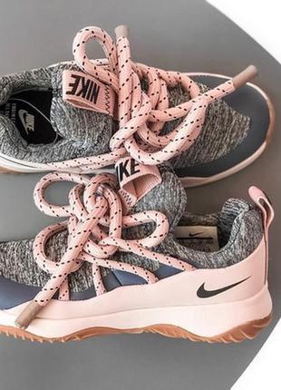 Женские кроссовки найк nike city loop pink
