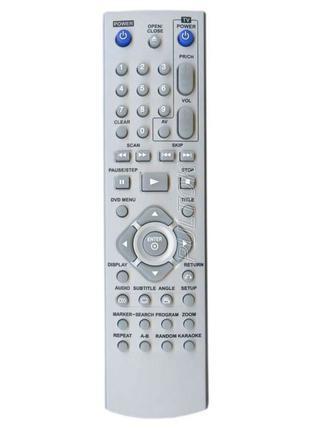 Пульт LG 6711R1P070С для DVD проигрывателя
