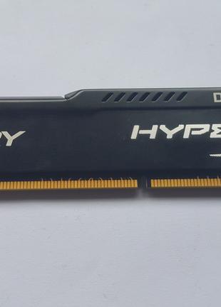 Память Kingston HyperX 4 GB DDR3L 1866 MHz