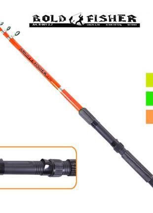 Спінінг STENSON Bold  Fisher 3.0 М 60-120  Г 6K