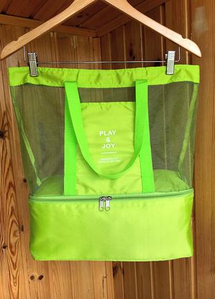 Пляжная сумка холодильник play & joy