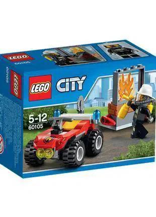 LEGO 60105 Пожарный Квадроцикл