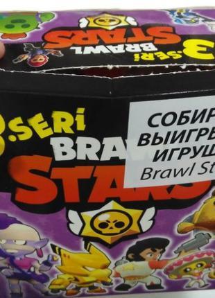 Бравл Старс, Brawl Stars официальный 3-й сезон! Карточки
