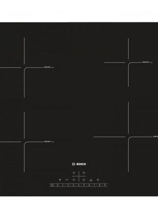 Варочная поверхность BOSCH PUE 611 FB1E Индукция