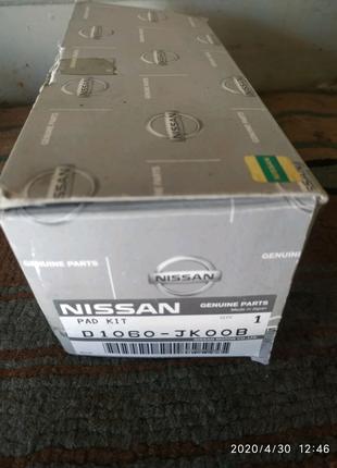Тормозные колодки Nissan Infinity