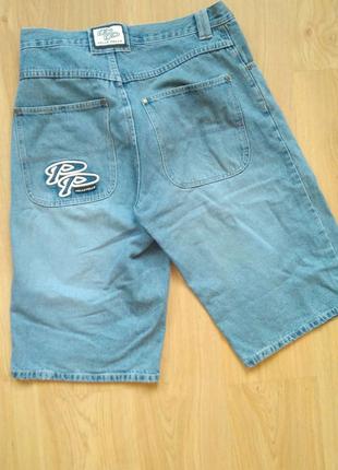 Шорти джинсові чоловічі