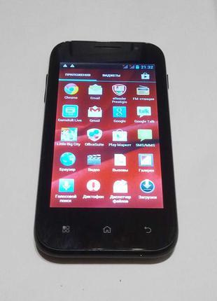 Продам телефон, смартфон Prestigio PAP 4044 DUO
