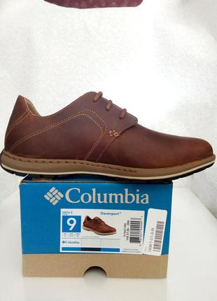 Мужские кроссовки shoes columbia sportswear davenport  оригина...