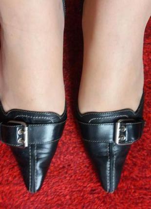 Туфли маленьк. каблук