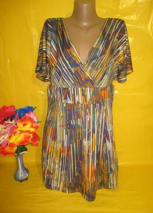 Очень красивое женское платье -туника грудь 51-57 см bay (бэй)...