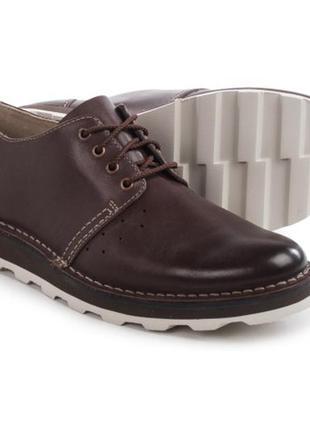Мужские кроссовки shoes clarks darble walk оригинал р 42