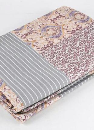 Стильный комплект постельного белья поликоттон набор постельно...